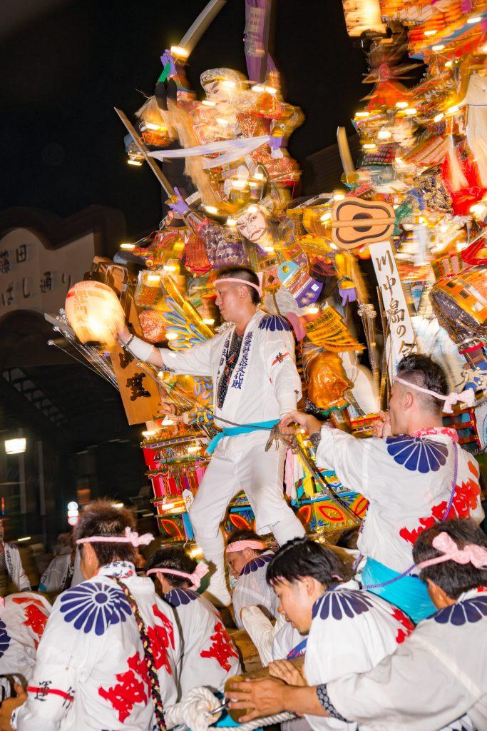 今年も豪華絢爛に開催! 「黒崎祇園山笠20…