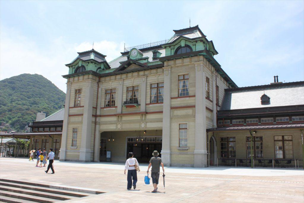 門司港駅の今(1)