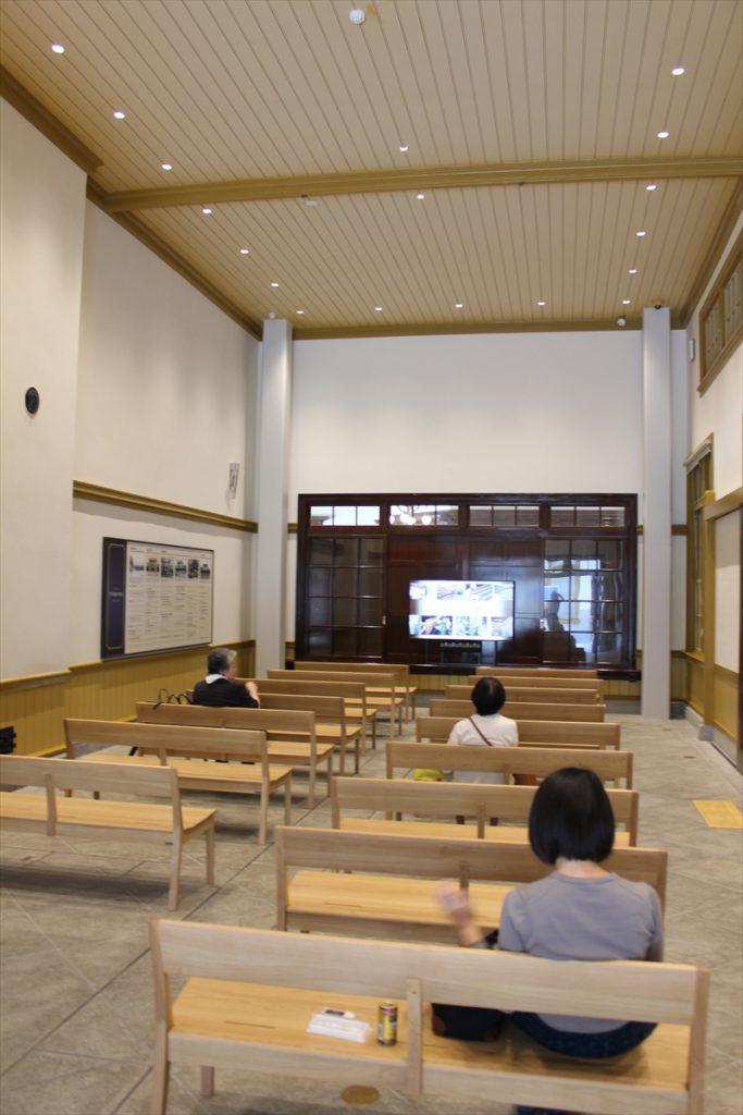 門司港駅の今(2)